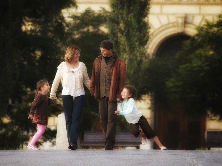 Portrait familles / Family Portraits