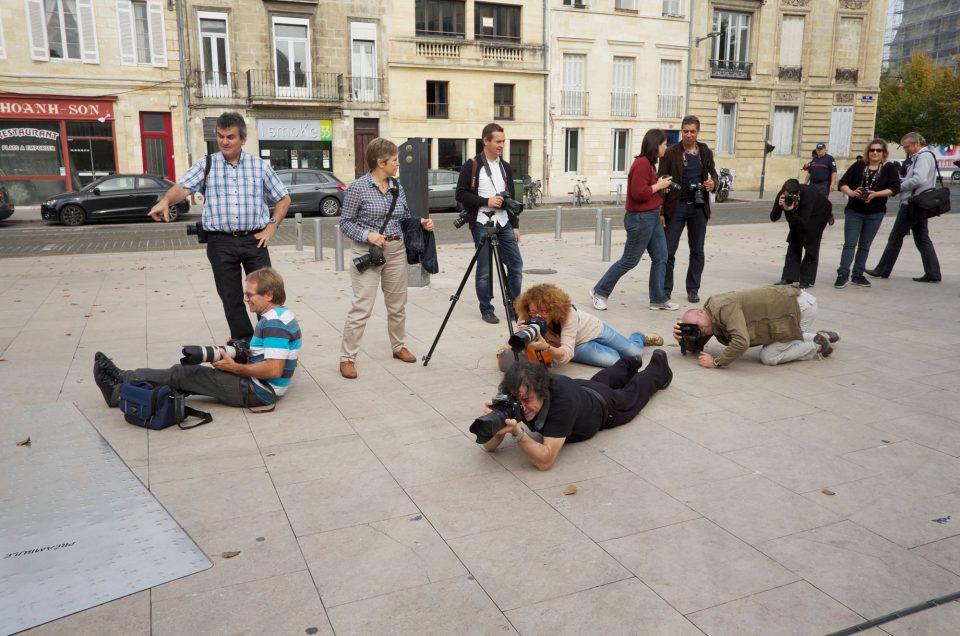 Ateliers en France – Octobre 2012
