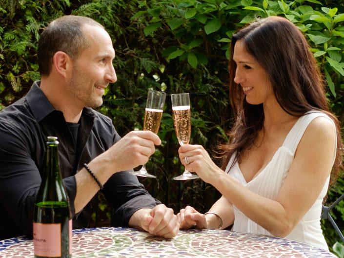 Vanessa Curutchet & Dave Shapiro