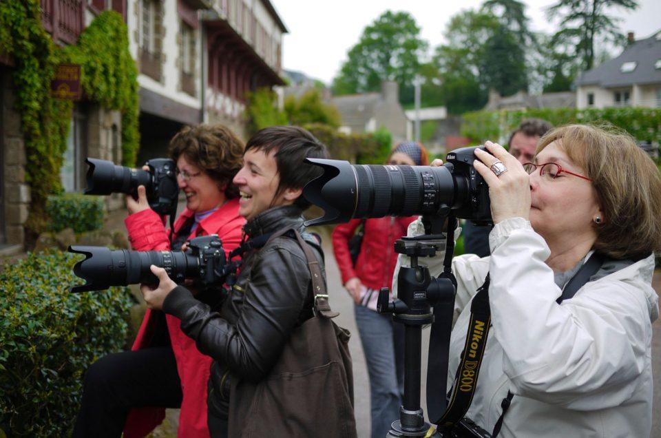 Ateliers en France – Mai 2012