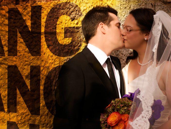 Jennifer Laoun & Michael Toubian